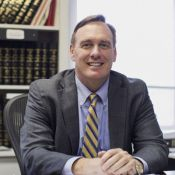Health care and litigation attorney Steuart Thomas